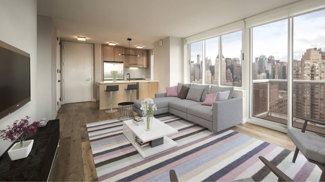 2 Bedrooms, Hell's Kitchen Rental in NYC for $7,650 - Photo 1