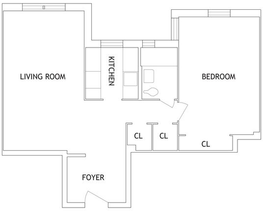 1 Bedroom, Gravesend Rental in NYC for $1,870 - Photo 1