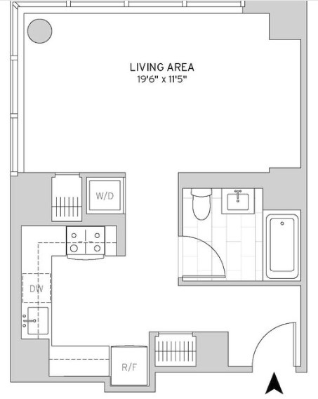 Studio, Murray Hill Rental in NYC for $3,850 - Photo 2