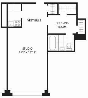 Studio, Murray Hill Rental in NYC for $3,225 - Photo 2