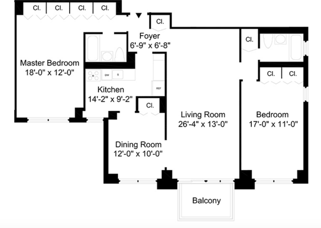 2 Bedrooms, Upper East Side Rental in NYC for $7,795 - Photo 2