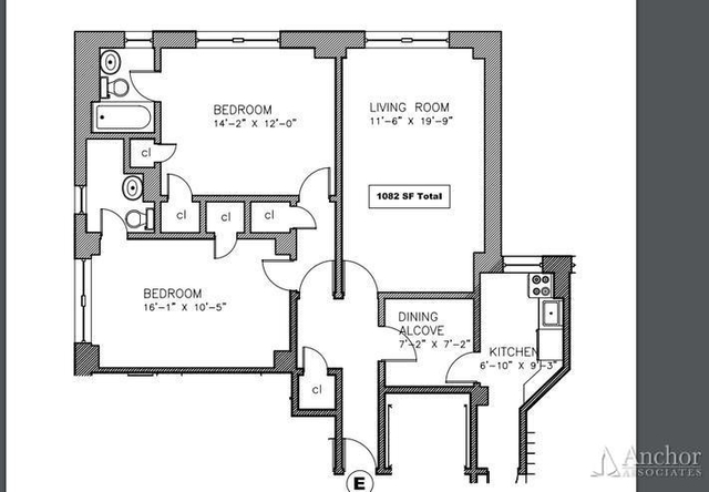 2 Bedrooms, Carnegie Hill Rental in NYC for $6,991 - Photo 2