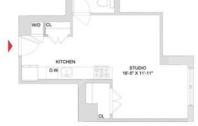Studio, Bedford-Stuyvesant Rental in NYC for $2,300 - Photo 2