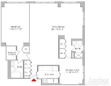 1 Bedroom, Lincoln Square Rental in NYC for $6,784 - Photo 2
