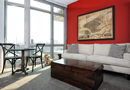 2 Bedrooms, Hunters Point Rental in NYC for $5,142 - Photo 2