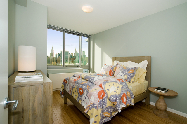 1 Bedroom, Hunters Point Rental in NYC for $3,382 - Photo 2
