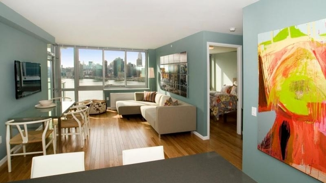 1 Bedroom, Hunters Point Rental in NYC for $3,382 - Photo 1
