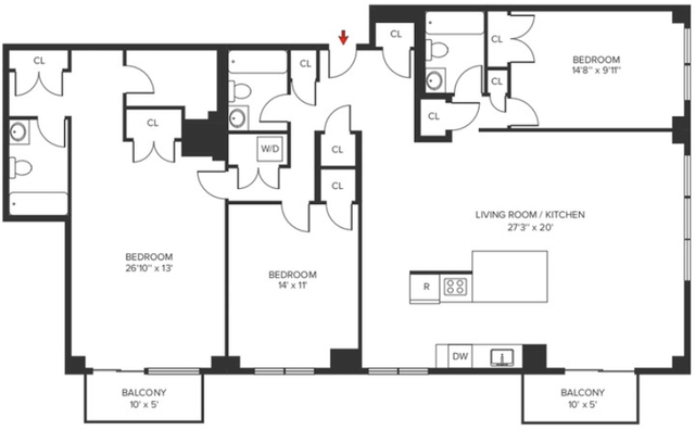 3 Bedrooms, Yorkville Rental in NYC for $11,250 - Photo 2