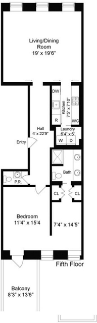 1 Bedroom, Upper East Side Rental in NYC for $7,200 - Photo 2