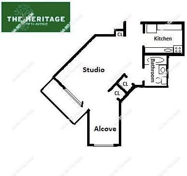 Studio, East Harlem Rental in NYC for $2,495 - Photo 2