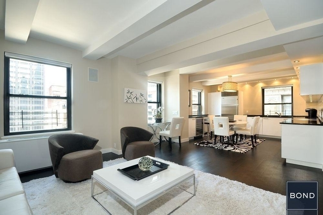 2 Bedrooms, Theater District Rental in NYC for $9,495 - Photo 2