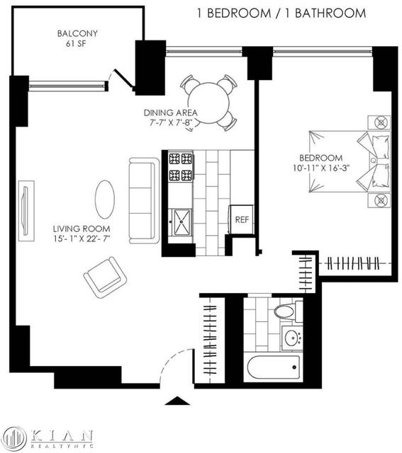 1 Bedroom, Pelham Parkway Rental in NYC for $1,995 - Photo 2