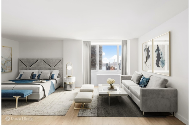 Studio, Hell's Kitchen Rental in NYC for $3,900 - Photo 1