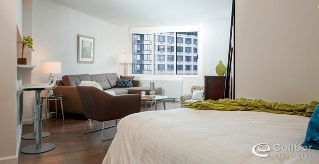 Studio, Hell's Kitchen Rental in NYC for $2,590 - Photo 2