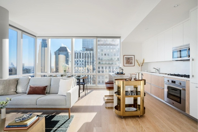 2 Bedrooms, Financial District Rental in NYC for $8,530 - Photo 1