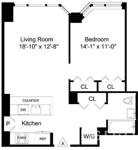 Midtown Manhattan Apartments For Rent Including No Fee: Garment District Apartments For Rent, Including No Fee