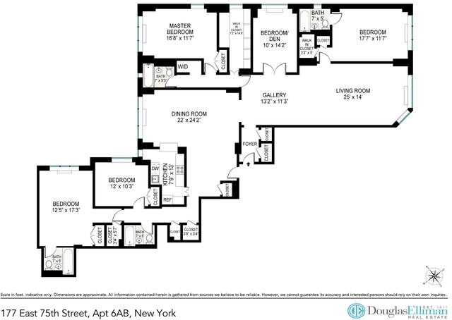 5 Bedrooms, Upper East Side Rental in NYC for $16,500 - Photo 2