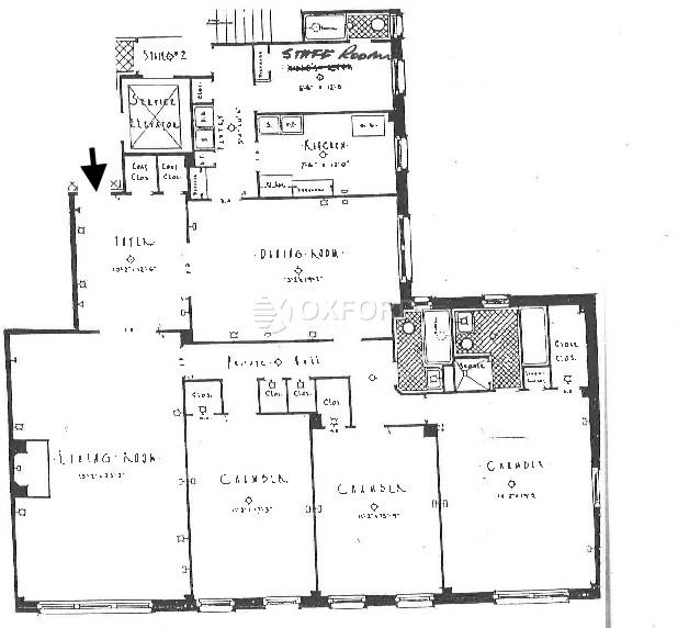 4 Bedrooms, Upper West Side Rental in NYC for $9,000 - Photo 2