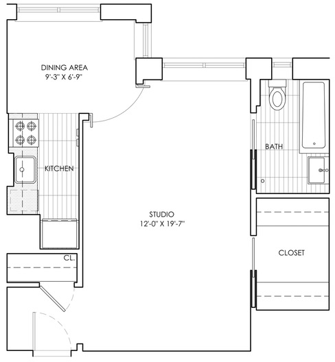 Studio, Upper East Side Rental in NYC for $2,929 - Photo 2