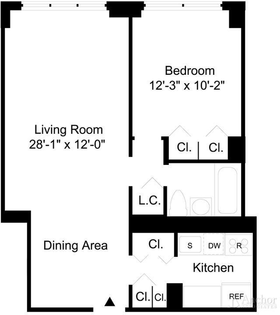 1 Bedroom, Yorkville Rental in NYC for $3,495 - Photo 2