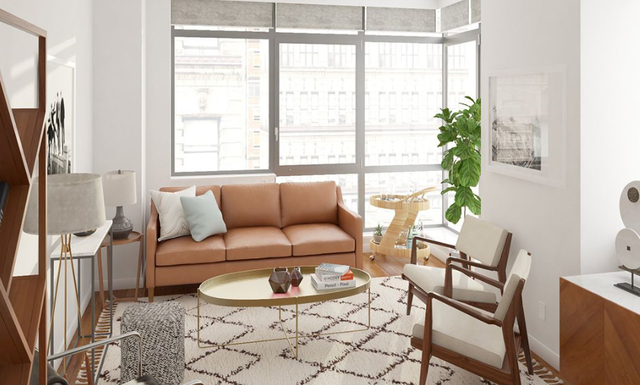 2 Bedrooms, Tribeca Rental in NYC for $3,863 - Photo 2