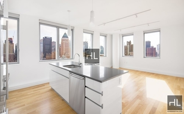 2 Bedrooms, Hell's Kitchen Rental in NYC for $5,363 - Photo 2