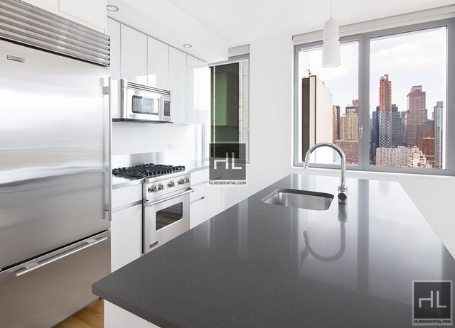 2 Bedrooms, Hell's Kitchen Rental in NYC for $5,363 - Photo 1