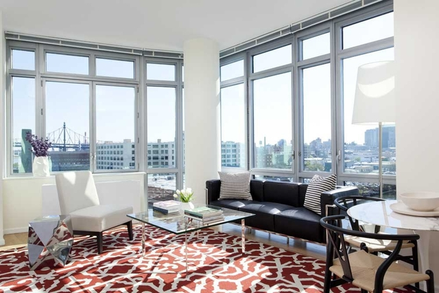 1 Bedroom, Hunters Point Rental in NYC for $3,456 - Photo 2