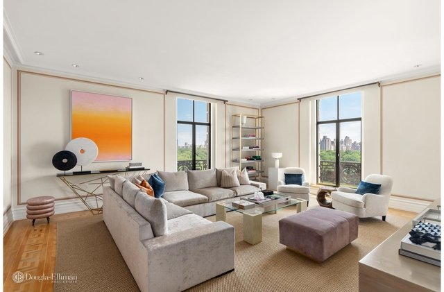 5 Bedrooms, Upper West Side Rental in NYC for $41,000 - Photo 1