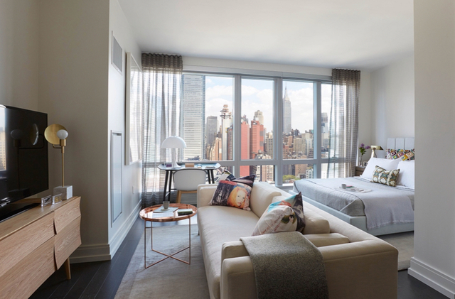 Studio, Hell's Kitchen Rental in NYC for $3,992 - Photo 2
