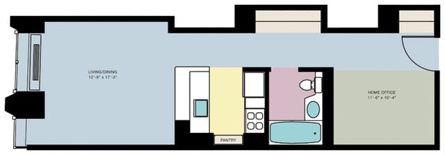 1 Bedroom, Financial District Rental in NYC for $3,180 - Photo 2
