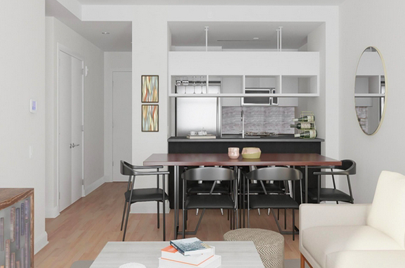 1 Bedroom, Flatiron District Rental in NYC for $5,480 - Photo 2