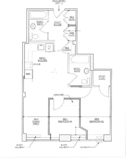 2 Bedrooms, Murray Hill Rental in NYC for $4,495 - Photo 2