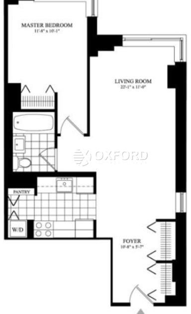 1 Bedroom, Koreatown Rental in NYC for $4,590 - Photo 2