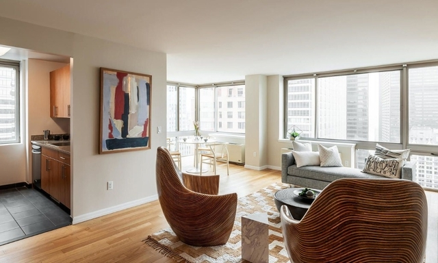1 Bedroom, Financial District Rental in NYC for $3,731 - Photo 1