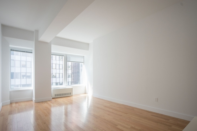 Studio, Financial District Rental in NYC for $3,490 - Photo 1