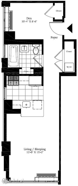 Studio, East Harlem Rental in NYC for $3,595 - Photo 2