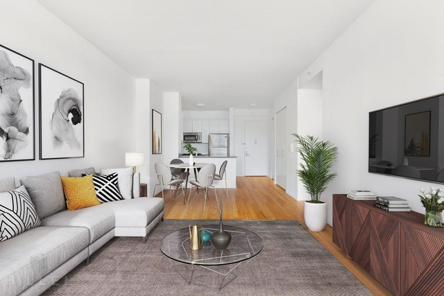 1 Bedroom, Hunters Point Rental in NYC for $3,474 - Photo 1
