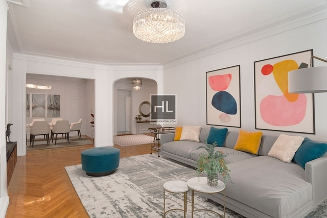 4 Bedrooms, Upper West Side Rental in NYC for $10,450 - Photo 1