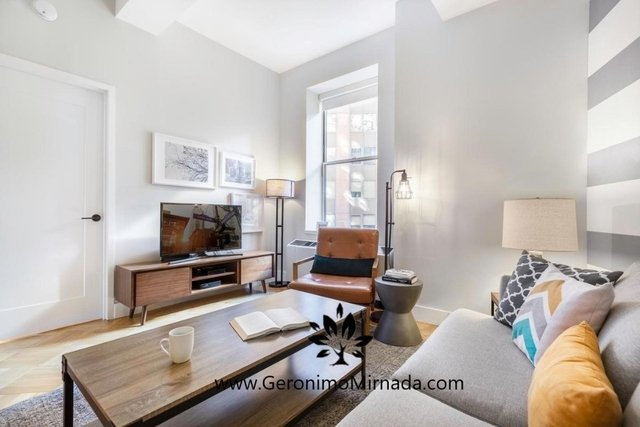 1 Bedroom, Financial District Rental in NYC for $3,552 - Photo 2