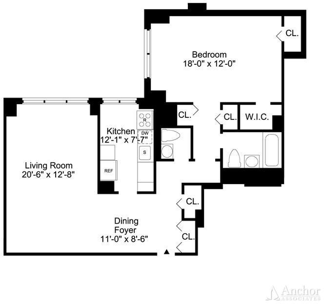 1 Bedroom, Sutton Place Rental in NYC for $3,995 - Photo 2