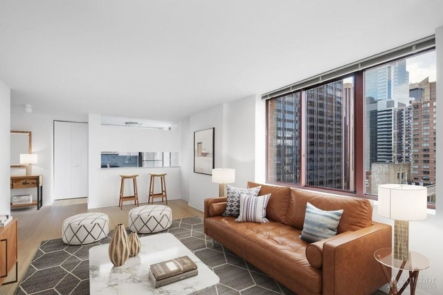 1 Bedroom, Theater District Rental in NYC for $3,643 - Photo 1