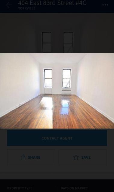 Studio, Yorkville Rental in NYC for $1,899 - Photo 1