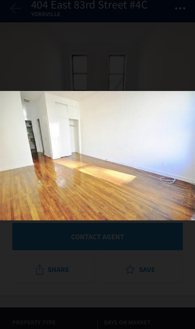 Studio, Yorkville Rental in NYC for $1,939 - Photo 2