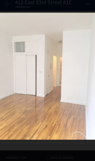 Studio, Yorkville Rental in NYC for $1,870 - Photo 2
