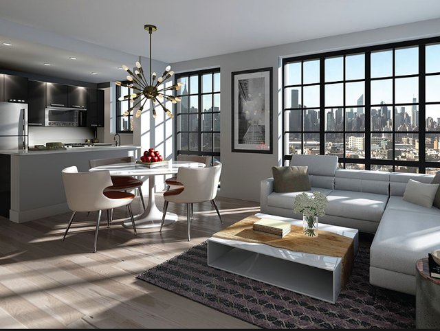 2 Bedrooms, Long Island City Rental in NYC for $4,750 - Photo 2
