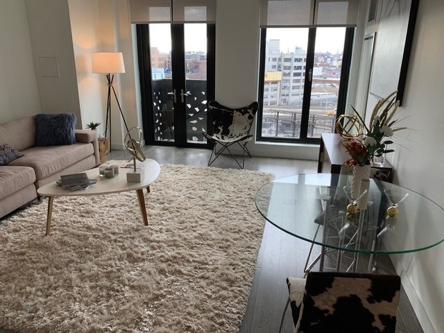 1 Bedroom, Hunters Point Rental in NYC for $3,350 - Photo 2