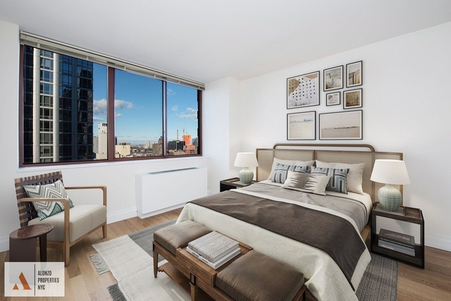 1 Bedroom, Theater District Rental in NYC for $3,738 - Photo 1
