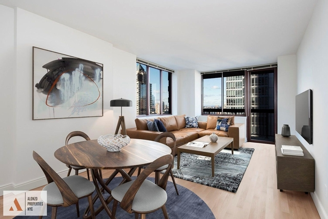 1 Bedroom, Theater District Rental in NYC for $3,738 - Photo 2