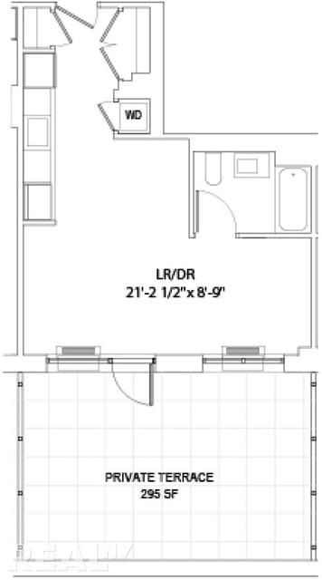 Studio, Williamsburg Rental in NYC for $3,527 - Photo 1